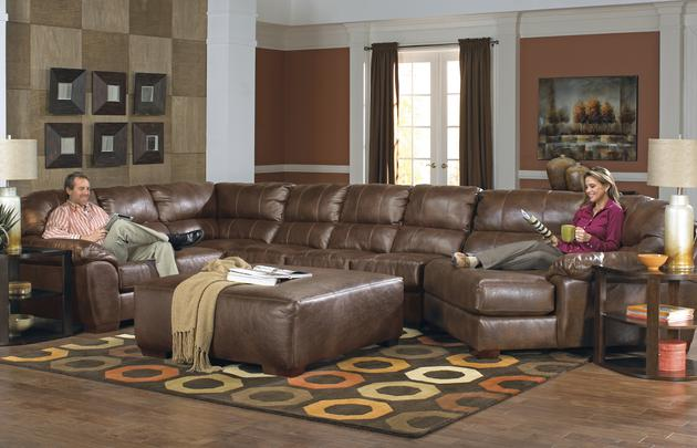 Lawson Sectional in Goa · Lawson Sectional in Chestnut ... : jackson furniture sectional - Sectionals, Sofas & Couches