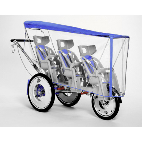 Runabout Weathershield Rain Canopy for Runabout Strollers