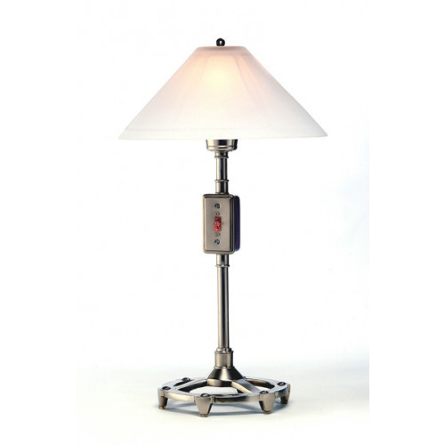 Ecco Brass Table Lamp