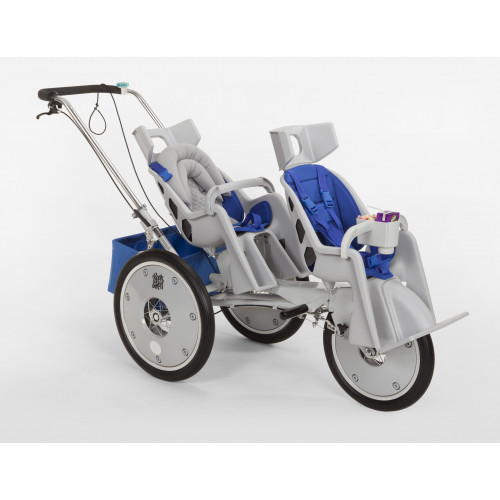 Runabout Double Stroller