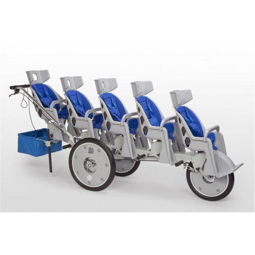 Runabout Quint 5-Seater Stroller