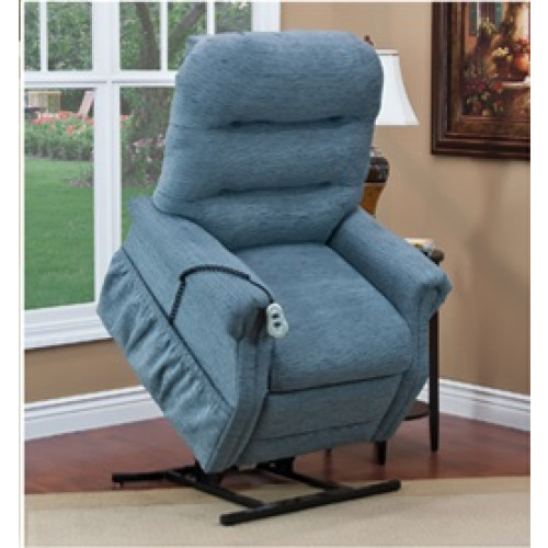 Med-Lift 3-Way Petite Size Power Recline Lift Chair 3153