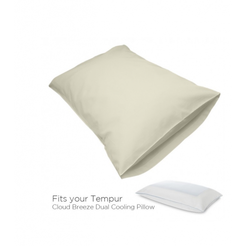 Gotcha Covered Tempurpedic Queen Cloud Breeze Dual Cooling Pillowcase