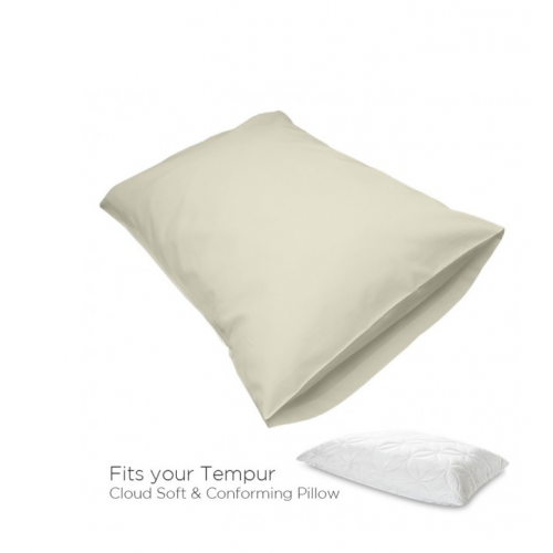 Gotcha Covered Tempurpedic Queen Cloud Soft & Conforming Pillowcase