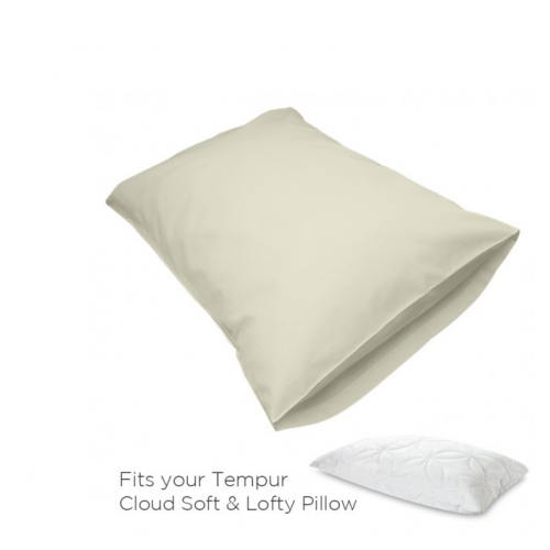 Gotcha Covered Tempurpedic Queen Cloud Soft & Lofty Pillowcase