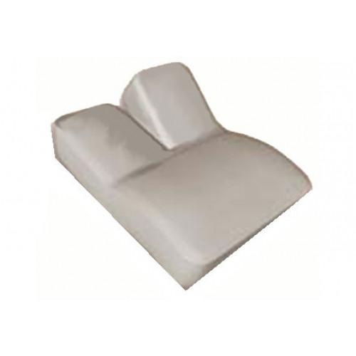 Gotcha Covered 618 TC Split-Head Fitted Adjustable Bed Sheet, King Size FS/SHK/6