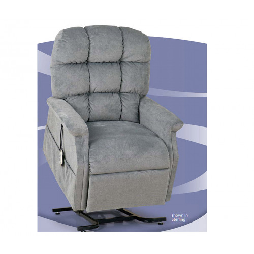 UltraComfort Tranquility Collection Hampton Power Lift Chair, Medium UC480