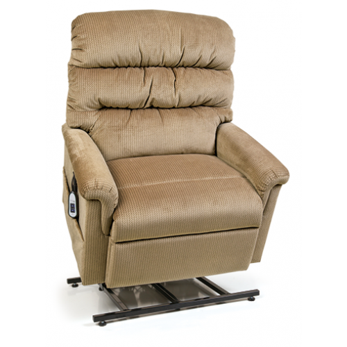 UltraComfort Montage Heavy Duty 500 lb Limit Power Lift Recliner UC542-ME6 Medium Wide