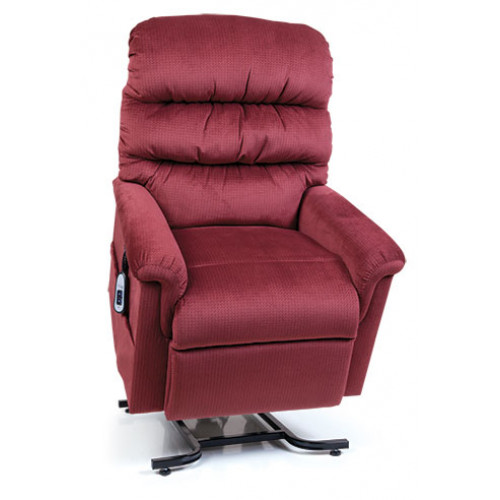UltraComfort Montage Medium Size Reclining Power Lift Chair - UC542-MED