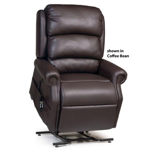 Stellar Comfort Medium Power Lift Recline Chair Zero Gravity by UltraComfort UC550-MED