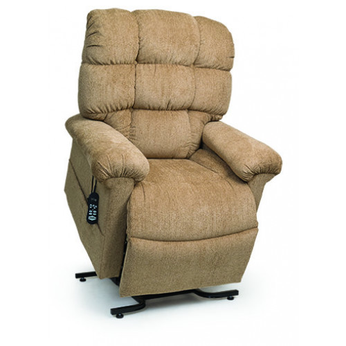 UltraComfort Stellar Collection CozyComfort Power Lift Recline Chair Zero Gravity, Med UC556