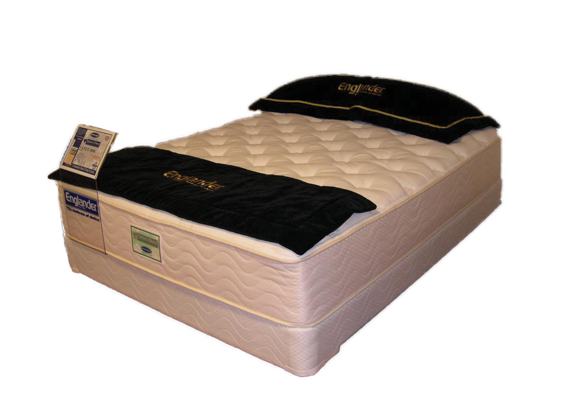 natures finest king size latex mattress