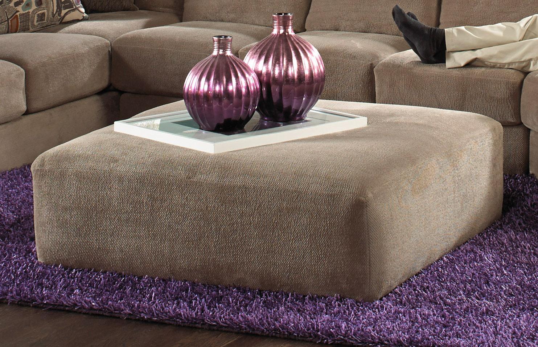 Taupe Sectional Sofa Jackson Furniture Malibu