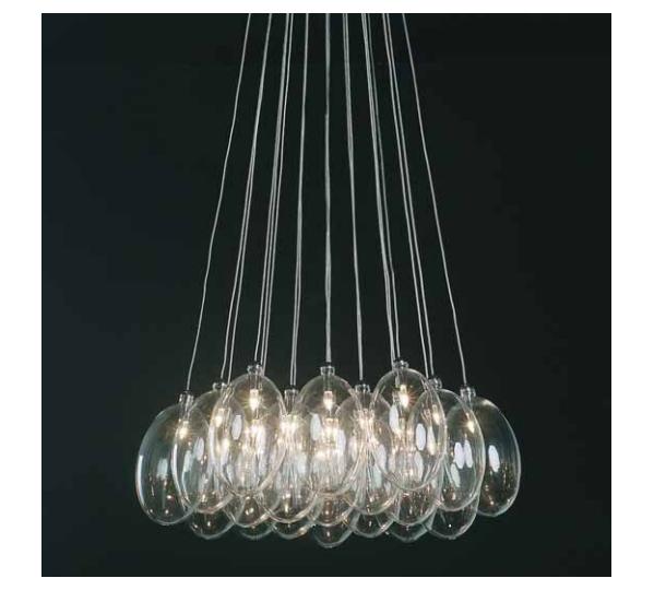 Nuevo Living Karma Pendant Light Fixture HGHO111 Pendant Ceiling Li